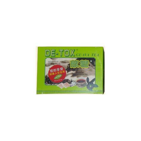 Tea Leaves Vs Tea Bags For Detoxing by Detox Guava Tea 90 Tea Bags Hang Seng Herbal Centre