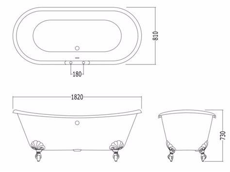vasca da bagno dwg bagno dwg dimensioni francese misure con singolo e letto