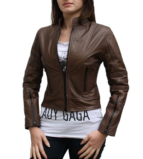 ladies motorcycle leathers dark angel leather jacket for women at leathers shop the