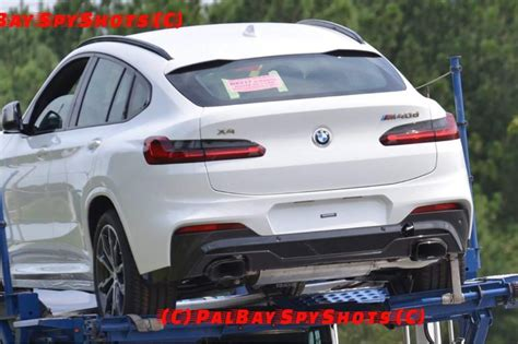 New Bmw X4 2018 by New 2018 Bmw X4 Fully Unveiled