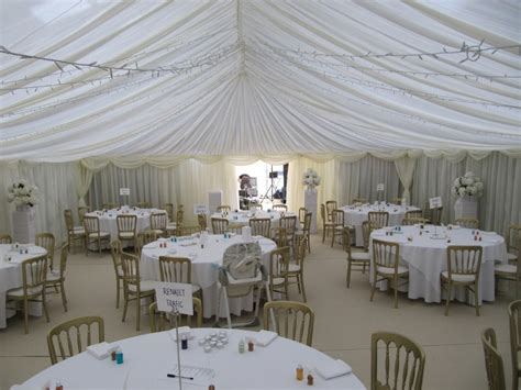 marquee draping ideas how marquee linings transform any space into a perfect