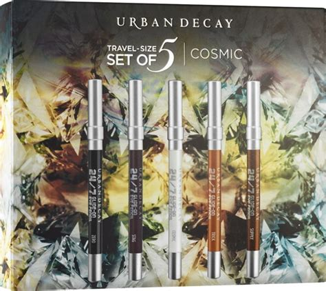 urban decay cosmic travel size set of five for holiday