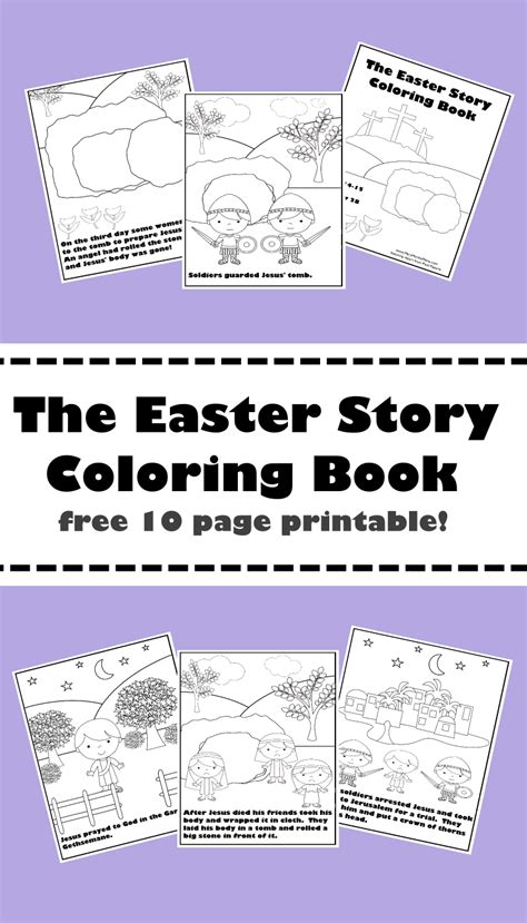 easter story coloring pages for preschoolers the easter story coloring book martha