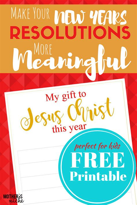 Way Better Than New Years Resolutions 2 by Make Meaningful New Years Resolutions Free Printable
