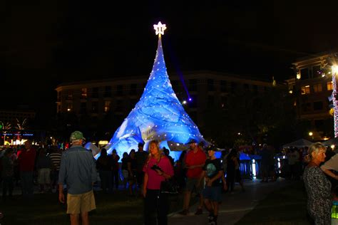 best destinations around the u s for christmas events and