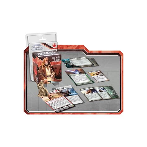 imperial assault card template wars imperial assault obi wan ally pack