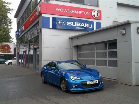 2012 Subaru Brz For Sale by Used 2012 Subaru Brz I Se For Sale In Staffordshire