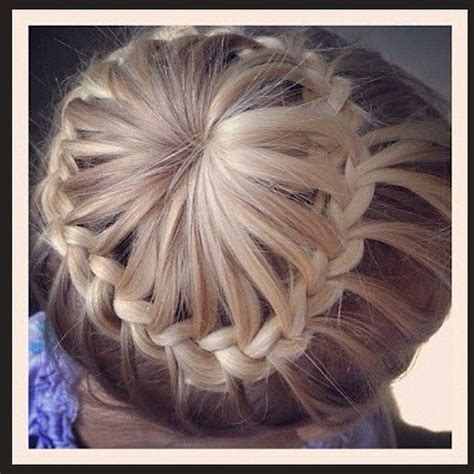 french braid bun on empire 17 best images about long hair braids styles and more