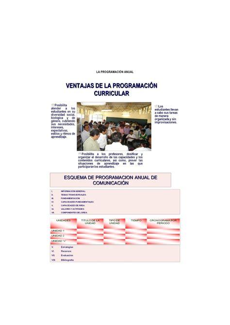 Diseño Curricular Nacional Concepto Dise 241 O Curricular Nacional