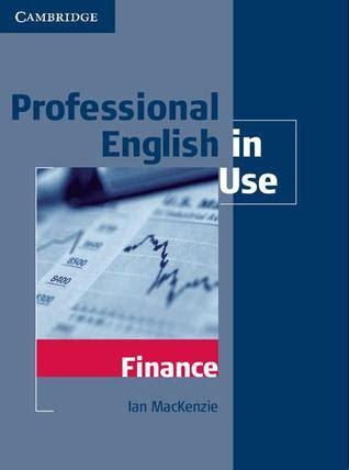 7 Books Written By Professional Professional In Use Finance By Ian Mackenzie