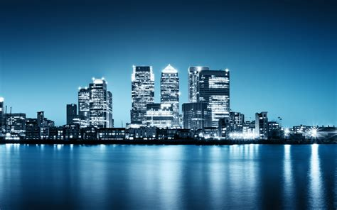 Cityscape Wall Murals city skyline city night skyline wallpapers pictures