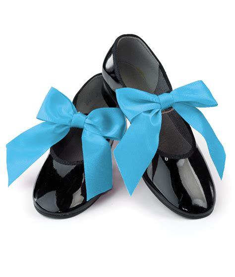 shoe accessories bows a wish come true 801 satin shoe bow