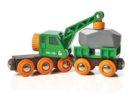 brio toy company brio clever train wagon the granville island toy company