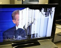 Image result for lcd tv screen problems. Size: 203 x 160. Source: www.tvspecialists.com