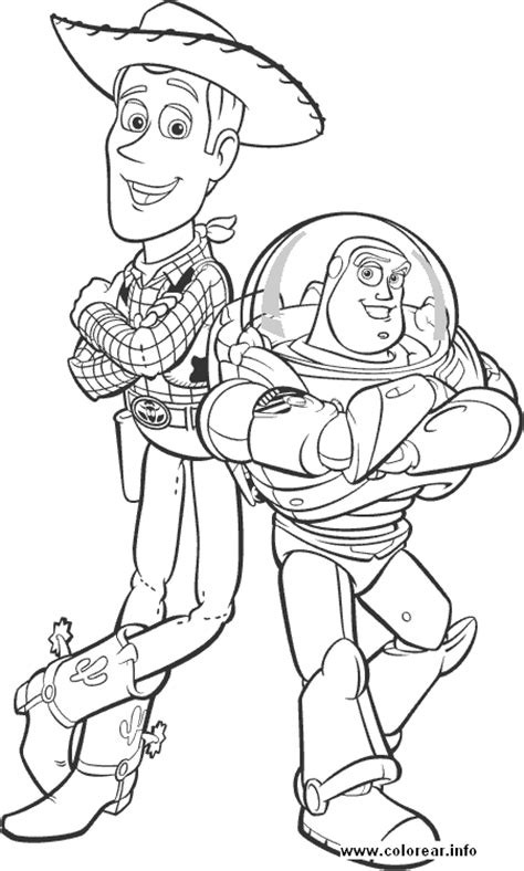 Toy Story Coloring Book Cover Coloring Pages Story Coloring Pages