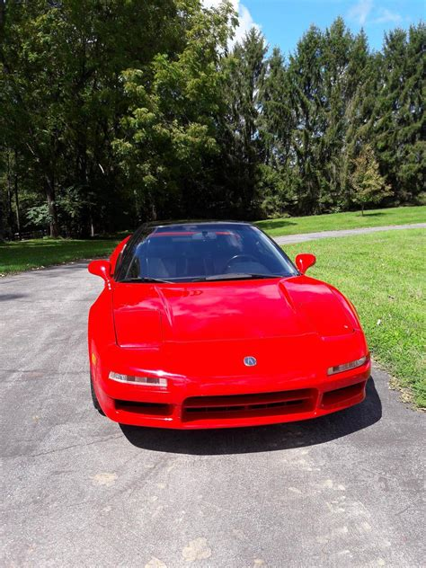 acura coupe for sale 1992 acura nsx for sale 2001908 hemmings motor news