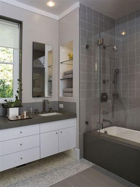 gray bathroom ideas bathroom entranching small bathroom with bathtub and