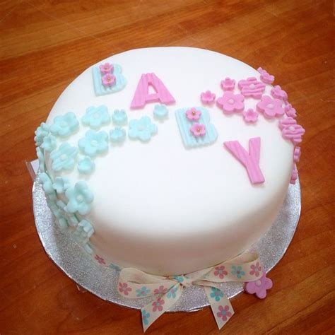 Unisex Baby Shower Cake by Best 25 Unisex Baby Shower Ideas On Baby
