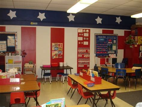 theme for classroom decoration patriotic themed classrooms classroom theme series