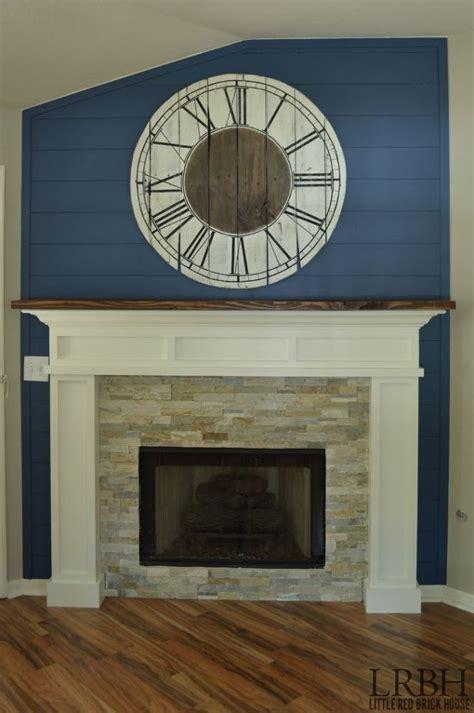hometalk fireplace makeover idea