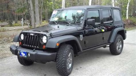 2011 Call Of Duty Jeep For Sale 2011 Jeep Wrangler Unlimited Rubicon Quot Call Of Duty Quot Quot Black