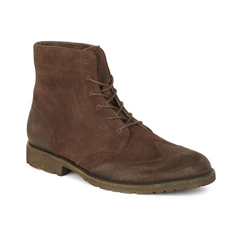 marc mens boots marc new york perry boots in brown for ghurka