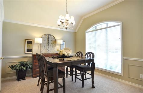With Dining Rooms dining room after staging by home staging