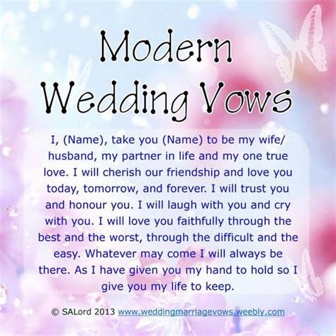 Wedding Vows by Wedding Vows Vows Vows Wows Wedding