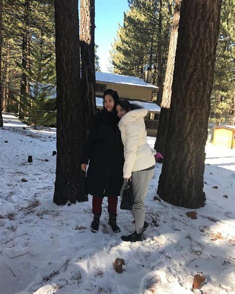 Liburan Keluarga Bubuk Salju Buatan serunya liburan akhir tahun keluarga nia ramadhani di california merahputih