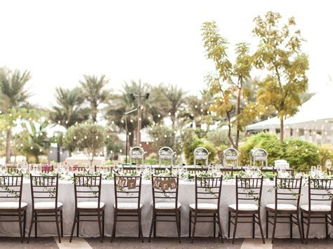 5 venues for a small wedding in Dubai