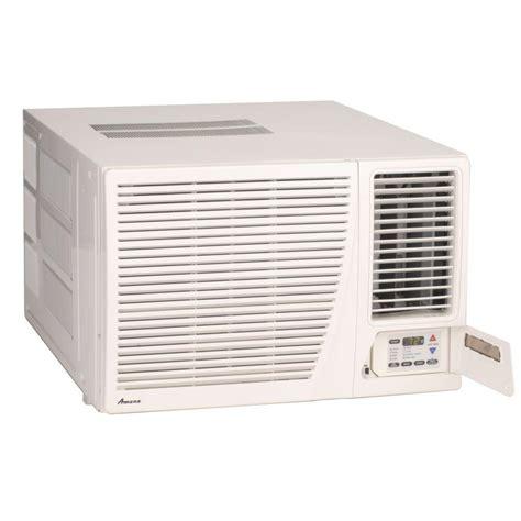 amana  btu   window heat pump air conditioner