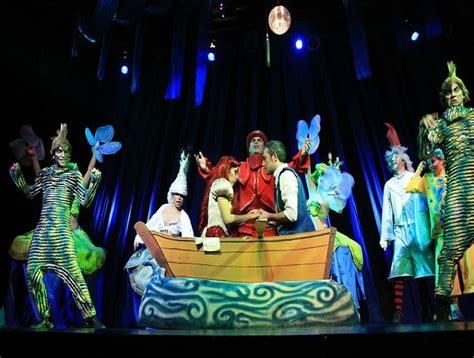 imagenes de obras musicales obra de teatro la sirenita llega esta tarde al portal el