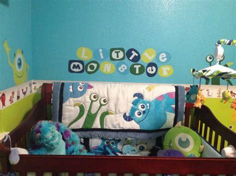 inc baby room monsters inc nursery babies