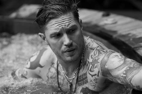 tom hardy tom hardy left squad script screen time crusade