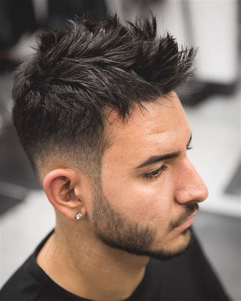 haircuts for men com the 40 hottest faux hawk haircuts for men