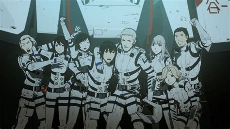 knights of sidonia knights of sidonia episode 9 dataport doll s anime reviews