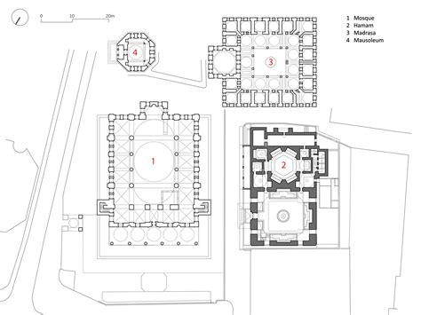Luxury Mansion Floor Plans gallery of kilic ali pasa hamam cafer bozkurt