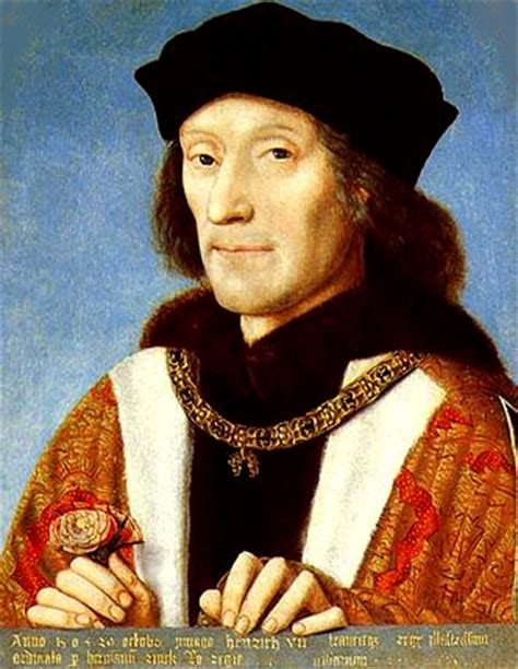 henry vii king of england