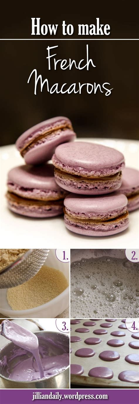 how to make french macarons not macaroons beautiful
