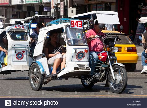 philippines motorcycle taxi philippines luzon island la union san fernando