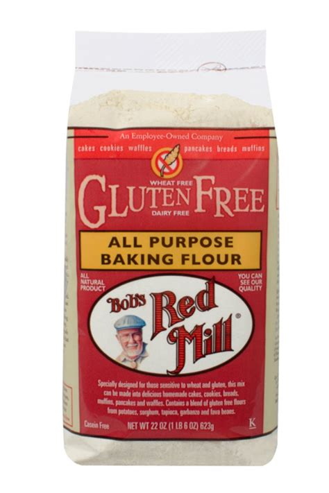 bobs red mill all purpose gluten free baking flour 22 bob s red mill gluten free baking flour review and giveaway
