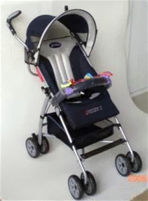 Kereta Dorong Bayi Kembar Pliko perlengkapanbayishop