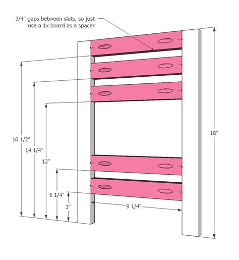 american girl doll bed plans 18 inch doll loft bed plans pdf woodworking