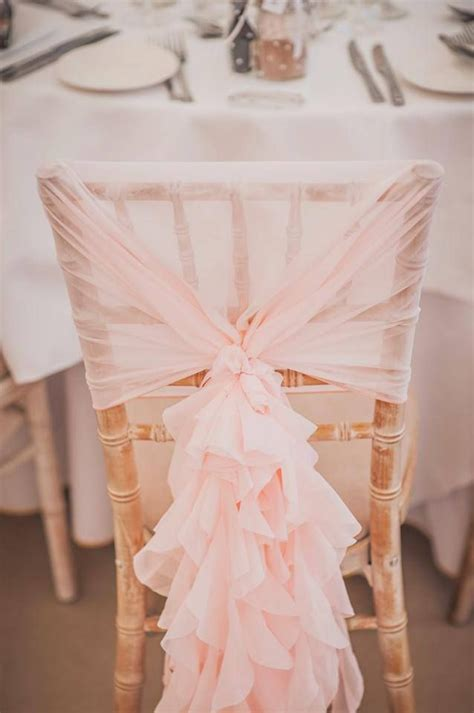 pale pink table cover best 10 wedding chair covers ideas on wedding