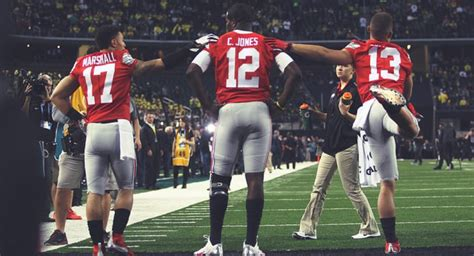Ohio State Records Ohio State Oregon Smashed Cable Records Eleven Warriors