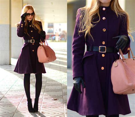Maxy Viola Pashmina henar vicente asos coat the plum coat lookbook