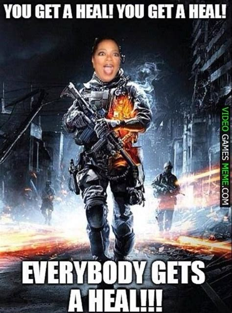 Battlefield Memes - battlefield oprah http www videogamesmeme com memes battlefield oprah video game memes