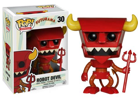 Funko Futurama Robot Pop Vinyl 5237 any resemblance these pop vinyls to actual future