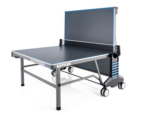 Best Pong Tables by Kettler Outdoor 10 Table