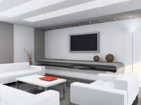 modern tv room home improvement